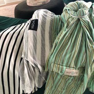 Nursing covers Ring sling